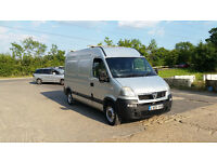 vauxhall movano,master MWB -low mileage