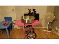 Candyfloss machine to hire starting from £35