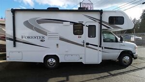 2017 Forest River Forester Ford Chassis 2251SLE