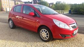 Vauxhall Corsa 1.3 CDTi 16v Club 5dr, HPI CLEAR, LONG MOT, BRILLIANT CAR, CHEAP ON FUEL