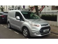Ford transit connect L200 limited 1.6 tdci 115ps (swb)