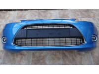 2010 Ford Fiesta front bumper(complete).