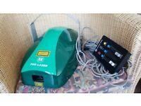 EU Lights Pro Laser and Controller - 100mw Green Laser
