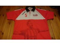 Ryan McBride Foundation polo, medium, never worn , as new