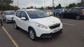 2015 Peugeot 2008 1.2 VTi PureTech Access+ 5dr Hpi Clear Very Low Genuine Milleage