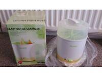 Baby bottle sanitiser / steriliser