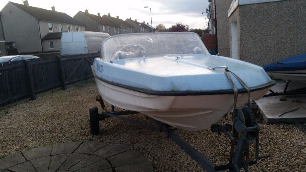 Only Boat For Sale Bathgate