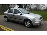 VAUXHALL ASTRA 1.4 2003 LOOKS AND DRIVES PERFECT MOT TO JULY