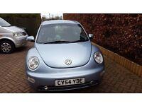 Volkswagen Beetle 1.9TDI 3dr 2004(54)
