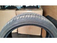 Pirelli PZero 255x35x20 tyre