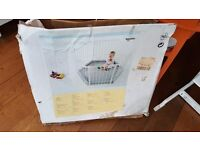 Great BabyDan Play Pen with mat