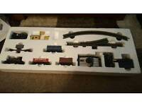 Hornby city industrial train set
