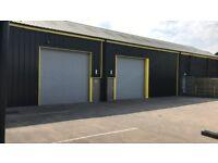 Fully refurbished Light Industrial unit