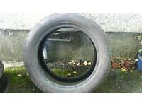 tyre size 225 50zr 17 used off vectra cdti 57 plate