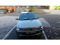 PEUGEOT 306 2.0 HDI DIESEL 5 DOORS. STARTS AND DRIVES PERFECT.HPI CLEAR.