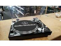 Audio technica direct drive turntable