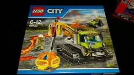 Legs city lego 60122. Brand new
