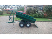quad bike trailer MUT
