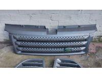 LAND ROVER / RANGE ROVER SPORT 2006 RADIATOR GRILLE BASE L320
