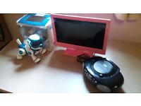 Alba TV, RADIO,Teksta Robotic Puppy (Blue)