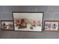 Hong Kong oil paintings