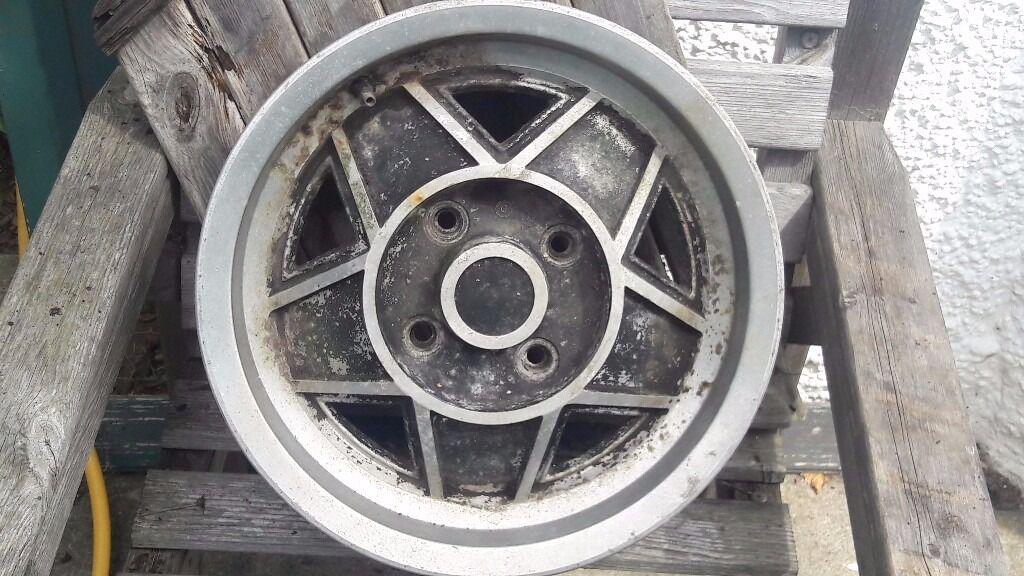 Triumph Stag Alloy Wheels Triumph Wheels Stag Wheels