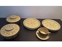 Franciscan reflections dinner set