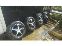 Viravro trafic primastar alloy wheels 118x5r16