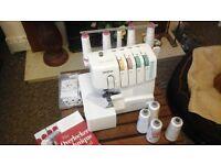 Brother Overlocker Sewing Machine