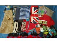 Bundle of boy clothes 2-3/3-4 years