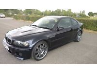 BMW M3 MANUAL COUPE, 53 PLATE, 1 OWNER FROM NEW, 63K MILES WITH WARRANTY!