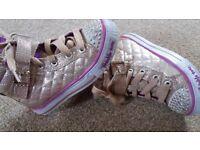 Girls Skechers Twinkle Toes UK 10 1/2