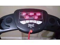 Everlast Motorised Excersize Treamill -JX 269E with MP3 input and speaker