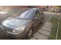 RENAULT GRAND SCENIC 54REG.1.9DCI. 7 SEATER. BREAKING FOR SPARES