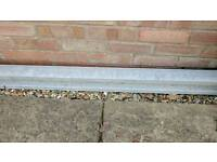 9ft Concrete Slotted Fence Post, Brand New