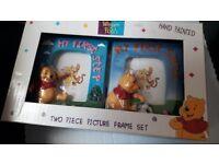Winnie Pooh photo frame New in box