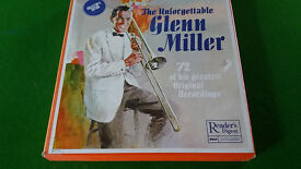 Glenn Millers recordings