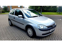 Silver Vauxhall Corsa 1.0 Hatchback, IDEAL FIRST CAR, LOW INSURANCE
