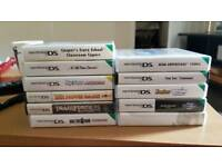 Accessories xbox wii and ds