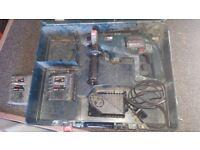 Bosch Proffesional 24v SDS Drill