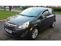 64 Plate Vaxuhall Corsa 1.4SE- AUTOMATIC- 5 Door- LOW MILES- Parking Sensors- Heated Seats