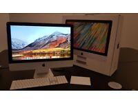 21.5 iMac Retina 4K Display, Purchased Jan 2018, 3.4GHz, 1TB Fusion Drive + Magic Tracker