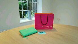 Kate Spade green purse