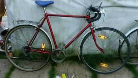 Gents Wilson Racing bike RETRO