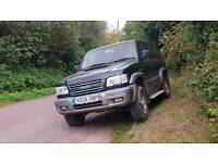 2001 isuzu trooper 3.0td citation manual