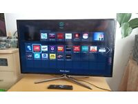 """40"""" Samsung Smart tv (Free delivery)"""