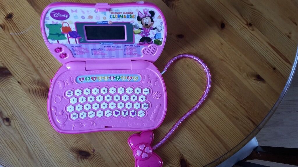 Minnie Mouse Handbag Laptop