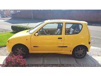Fiat Seicento Sporting Abarth 1.1L