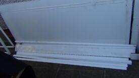 Wet panel Sheets ,PVC panels with shower door