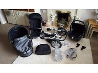 quinny 3in1 travel system